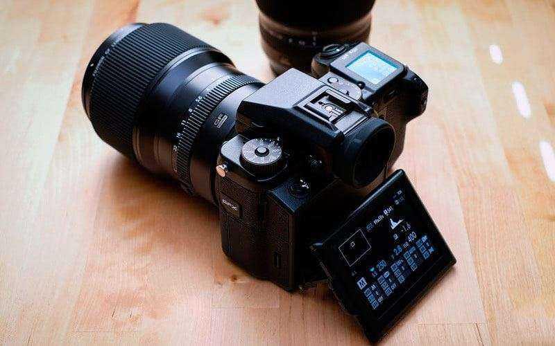 Обзор Fujifilm GFX 50S — Среднеформатной беззеркалки для профессионалов