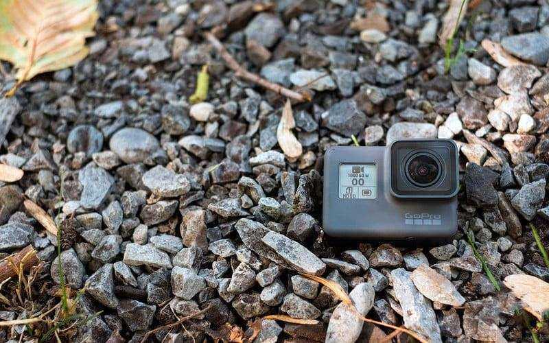 GoPro Hero6 Black управление