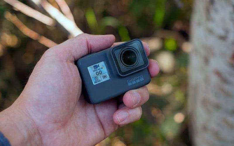 Производительность GoPro Hero6 Black