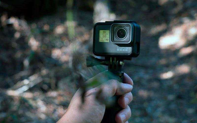 Стабильзация в GoPro Hero6 Black