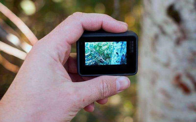 Качество изображения GoPro Hero6 Black