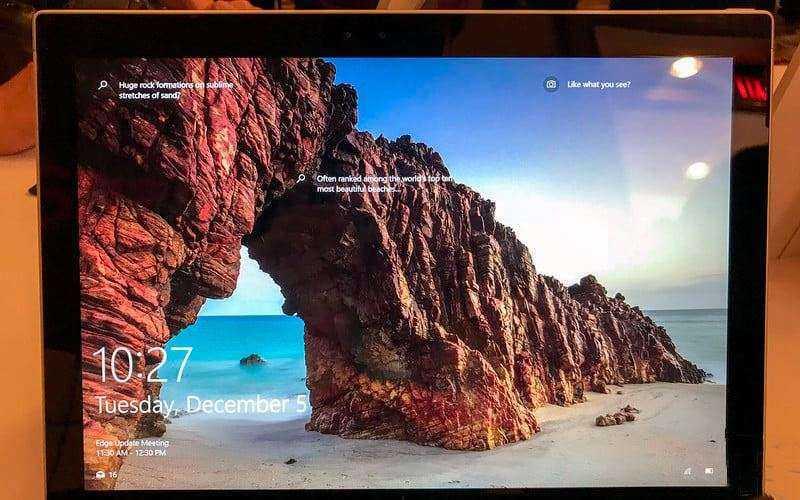 Экран HP Envy x2 2017