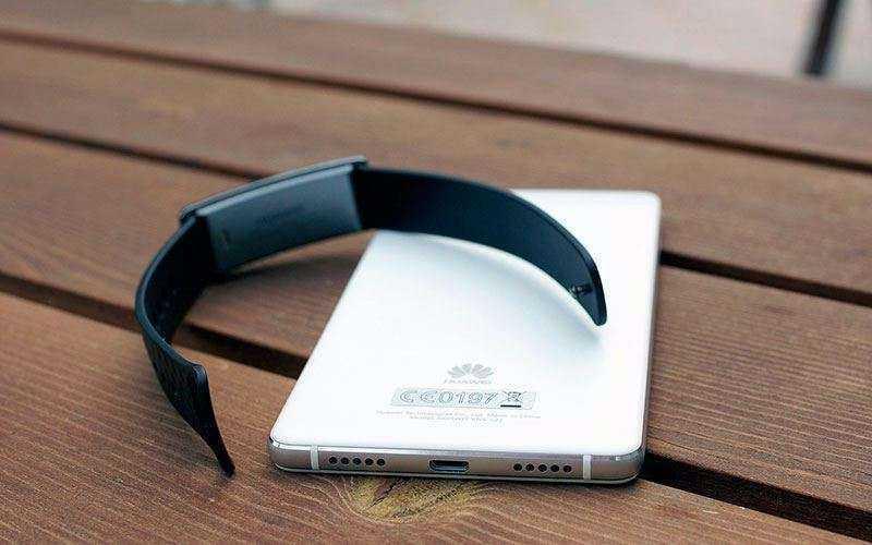 Тест Huawei Band 2 Pro