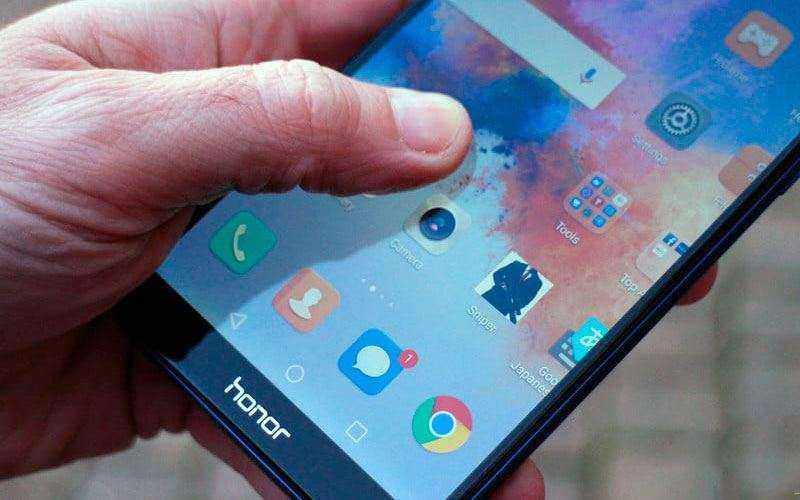 ОС Huawei Honor 7X и ПО