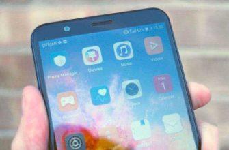 Обзор Huawei Honor 7X — Смартфон с отличной камерой и производительностью