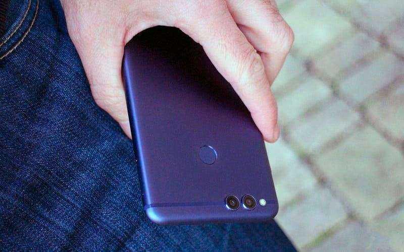 Камера Huawei Honor 7X