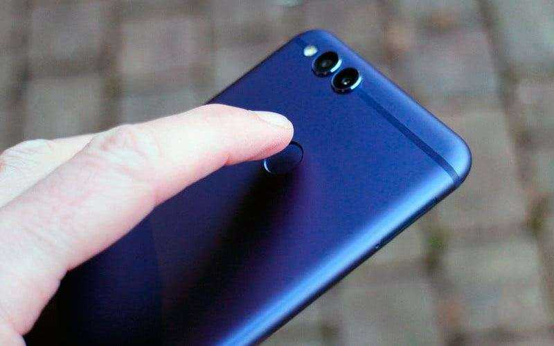 Две камеры Huawei Honor 7X