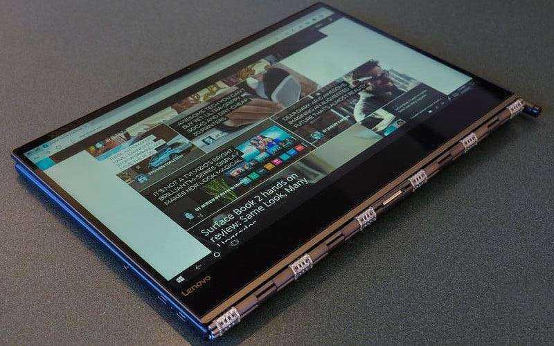 Обзор Lenovo Yoga 920 2017 — Гибридный ноутбук обновлён, улучшен и доработан