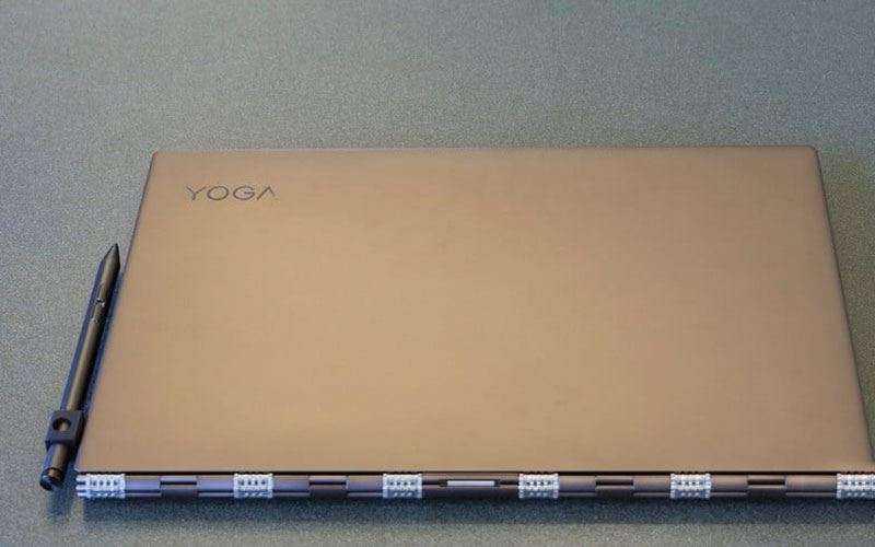 Динамики Lenovo Yoga 920 2017
