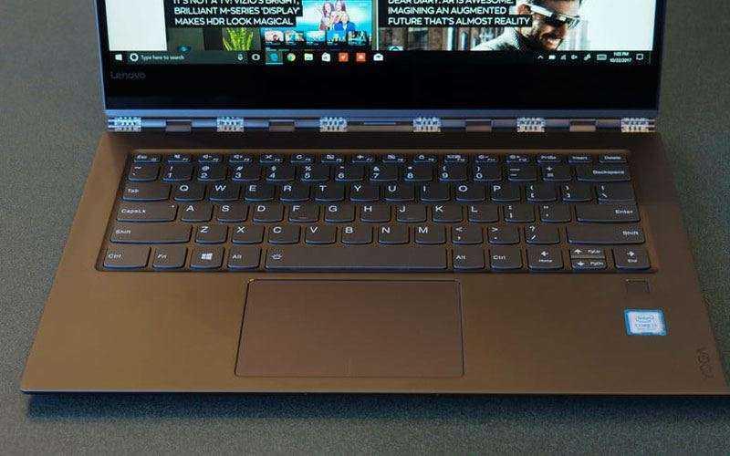 Клавиатура Lenovo Yoga 920 2017