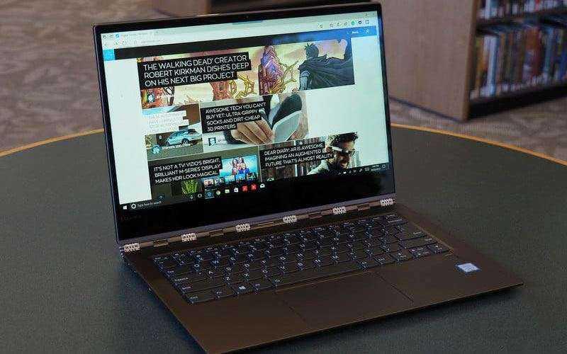 Lenovo Yoga 920 2017 отзывы