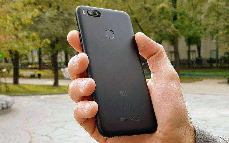 Основная камера Xiaomi Mi A1