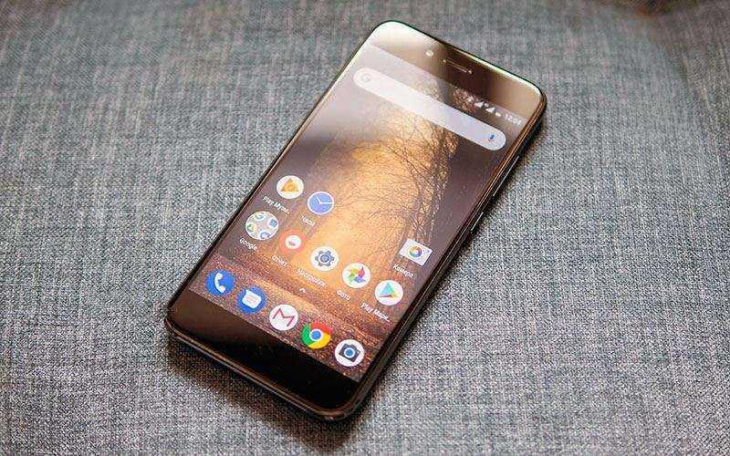 ПО в Xiaomi Mi A1