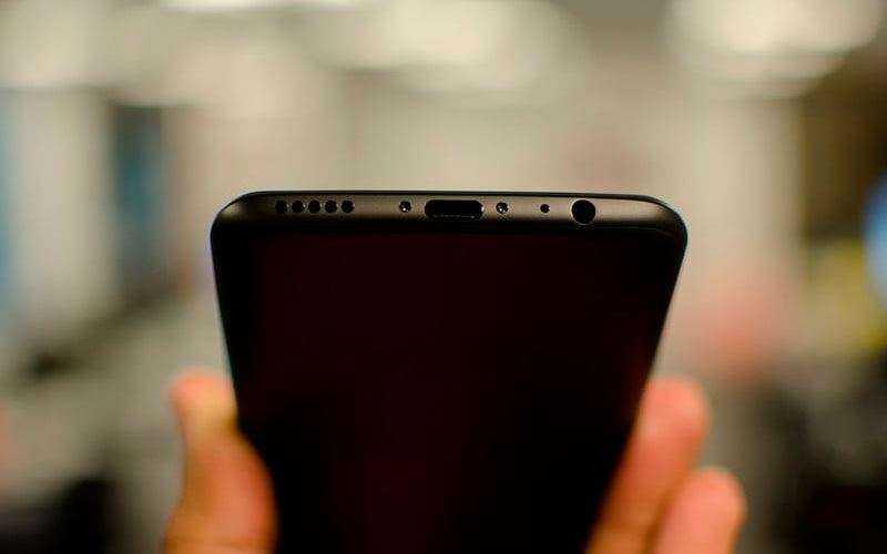 Динамики OnePlus 5T