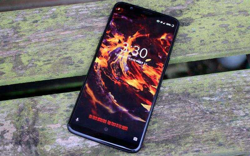 Экран OnePlus 5T