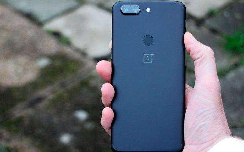 Внешний вид OnePlus 5T