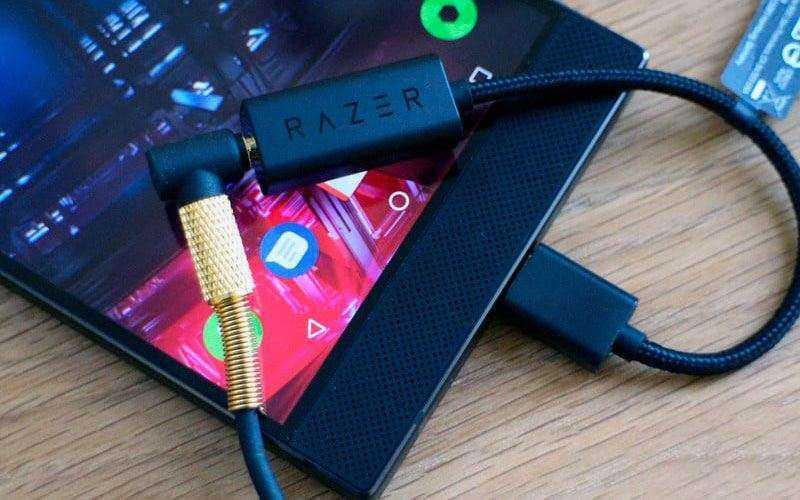 Звук Razer Phone