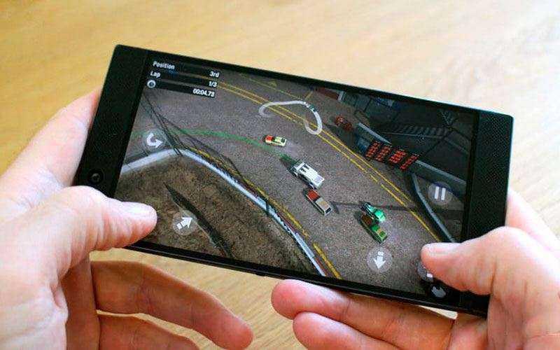 Razer Phone в играх