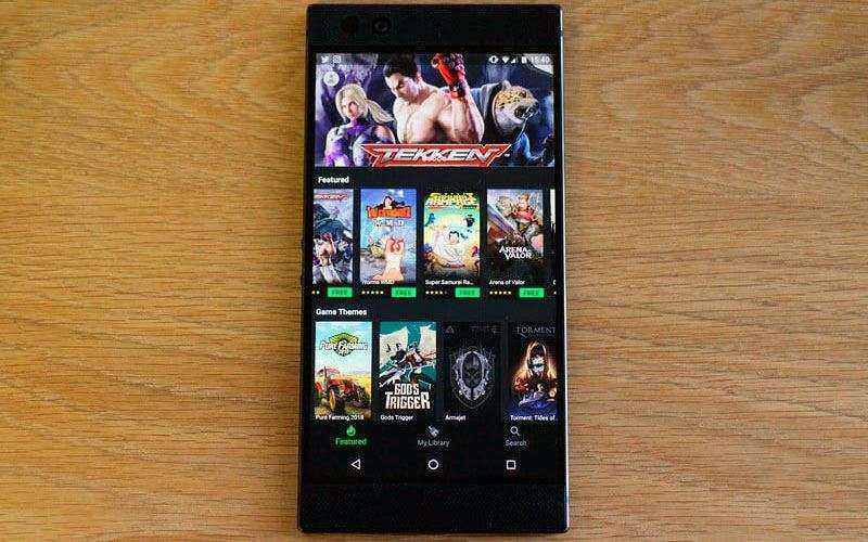 Обзор Razer Phone — Смартфон для мобильных игр от геймерского бренда