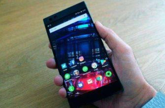 Обзор Razer Phone — Геймерский смартфон для игр с частотой 120 Гц