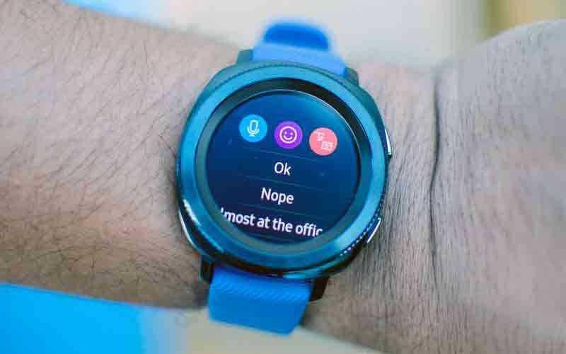 Обзор умных часов Samsung Gear Sport с удобными функциями