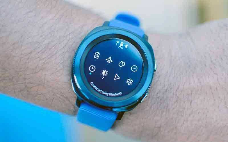 ОС Samsung Gear Sport
