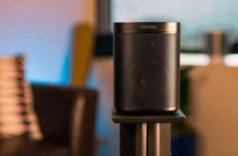 Обзор Sonos One — Колонка с помощником Alexa и отличным звуком