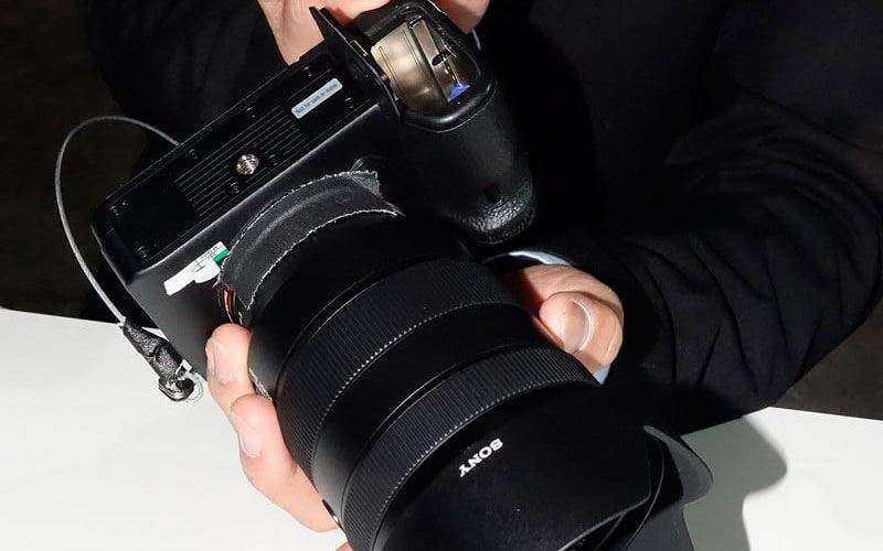 характеристики Sony A7R Mark III
