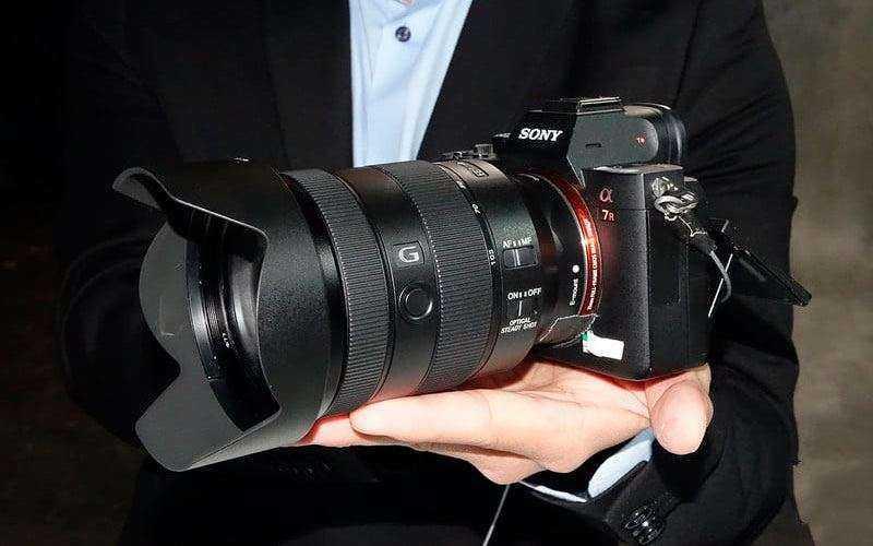 производительность Sony A7R Mark III