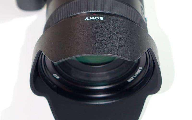 Объёктив Sony A7R Mark III