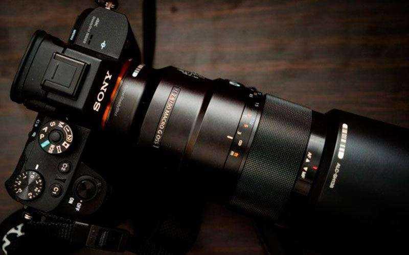 Камера Sony A7R Mark III