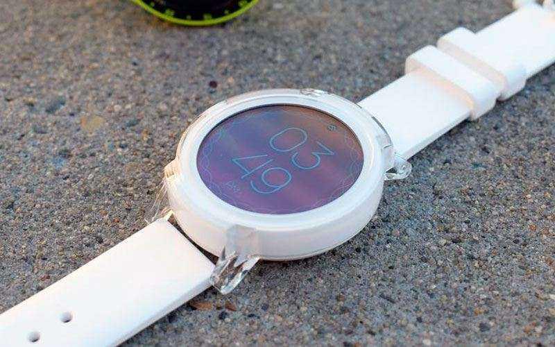 Умные часы Ticwatch E