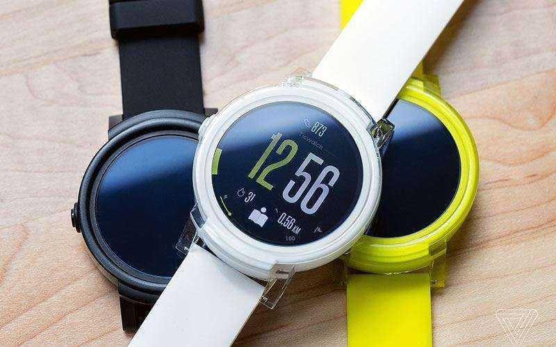 Дизайн Ticwatch Е
