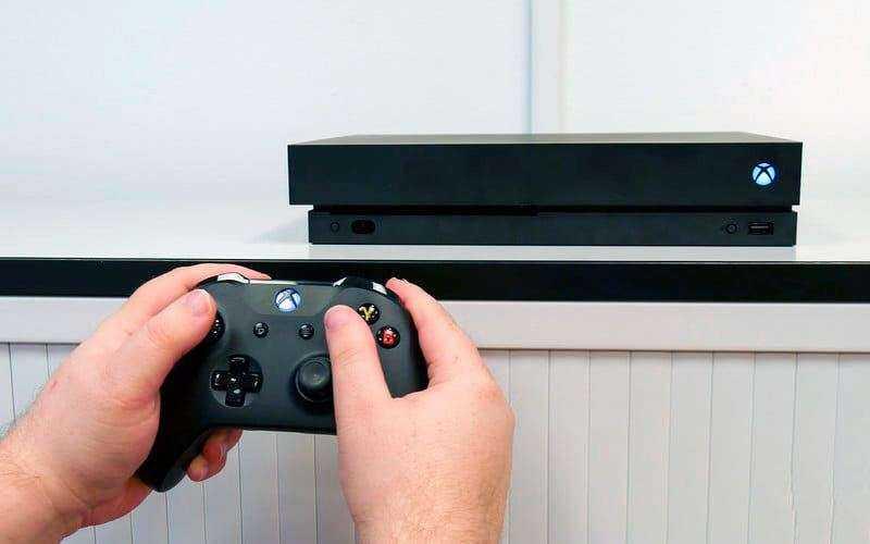 Опыт Xbox One X
