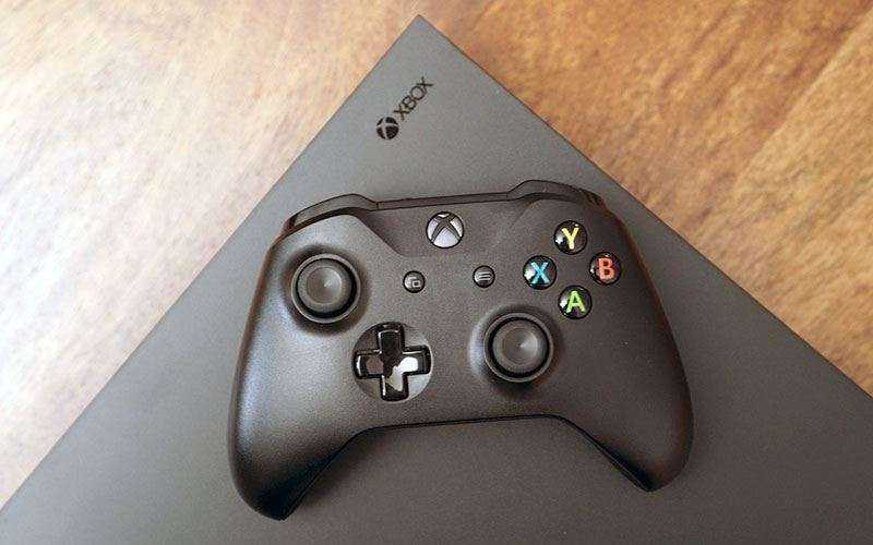 Xbox One X характеристики