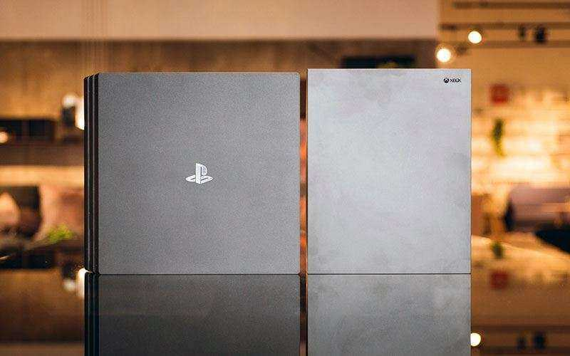 Игровая консоль Xbox One X отзывы