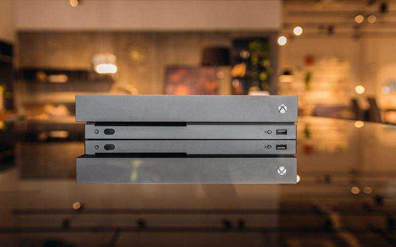 Обзор Xbox One X — Самая мощная игровая консоль, в которой есть больше