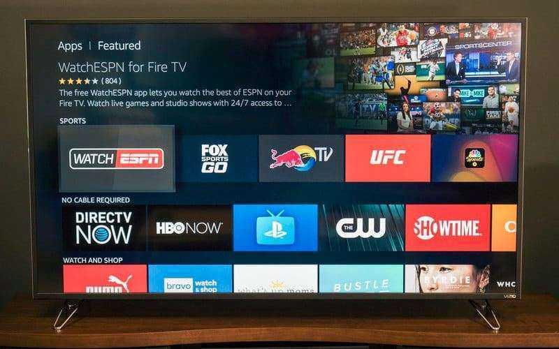 Amazon Fire TV