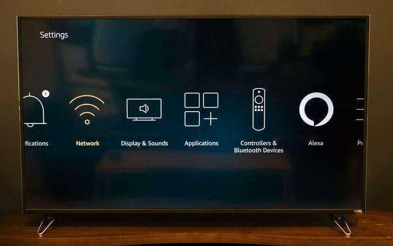 Управление Amazon Fire TV