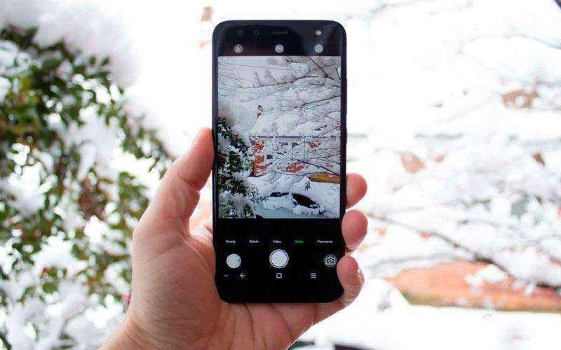 Камера Blackview S8