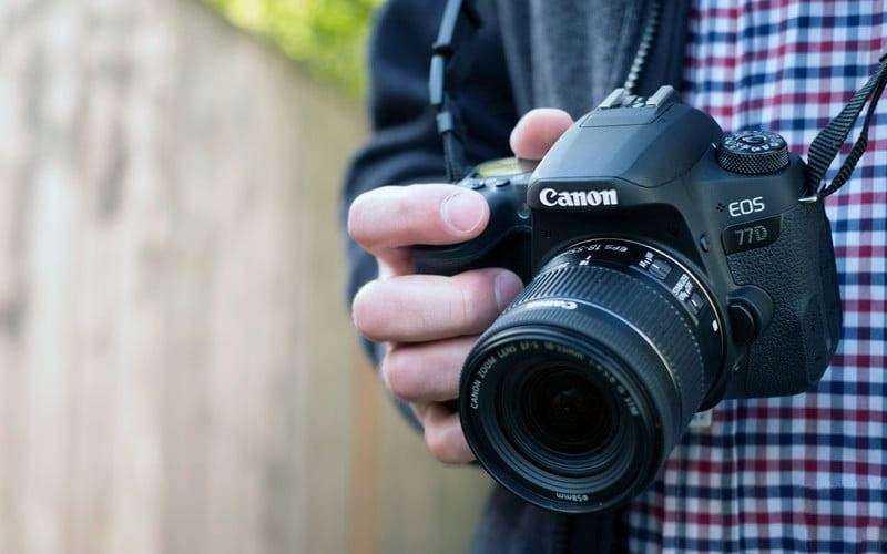 Обзор Canon EOS 77D — Средний ребёнок серии, которого вы полюбите