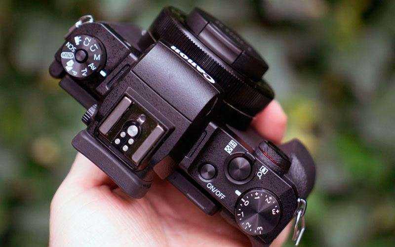 Canon G1X Mark III обзор