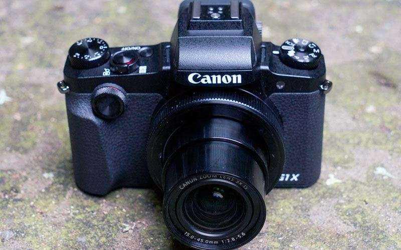 Фотоаппарат Canon G1X Mark III — Обзор улучшенной и более компактной камеры