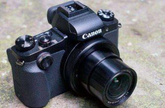 Обзор Canon G1X Mark III — Улучшенной и более компактной камеры