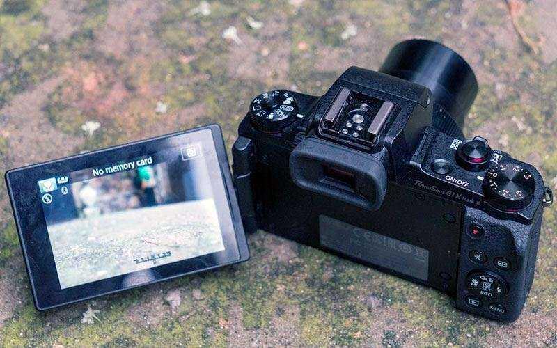 Canon G1X Mark III отзывы