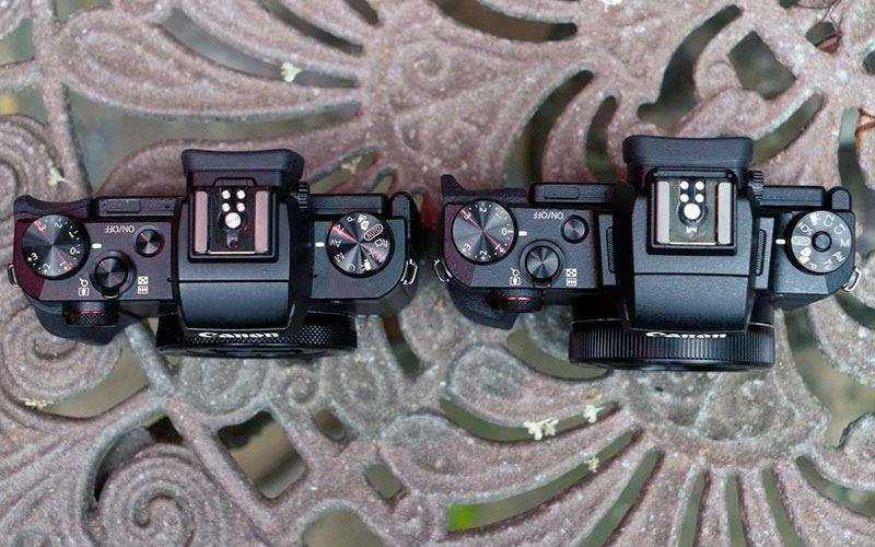 Производительнось Canon PowerShot G1 X Mark III