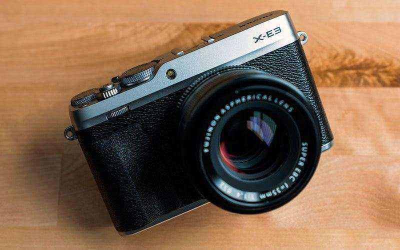 Fujifilm X-E3 — Обзор хорошей фотокамеры с продвинутыми технологиями