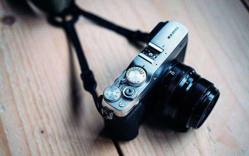 Fujifilm X-E3 фото