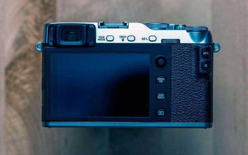 Фотокамера Fujifilm X-E3 отзывы