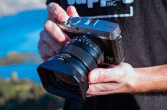 Обзор Fujifilm X-E3 — Беззеркальная камера с продвинутыми технологиями